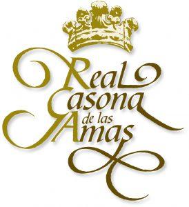 Real Casona de las Amas. Azofra. La Rioja. Logo